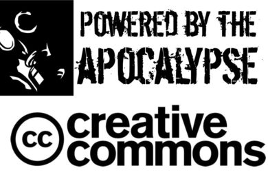 powered by the apocalypse e creative commons