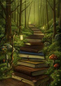 Un sentiero di storie vi aspetta...